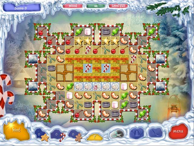 Winter Magic Factory Game screenshot 1