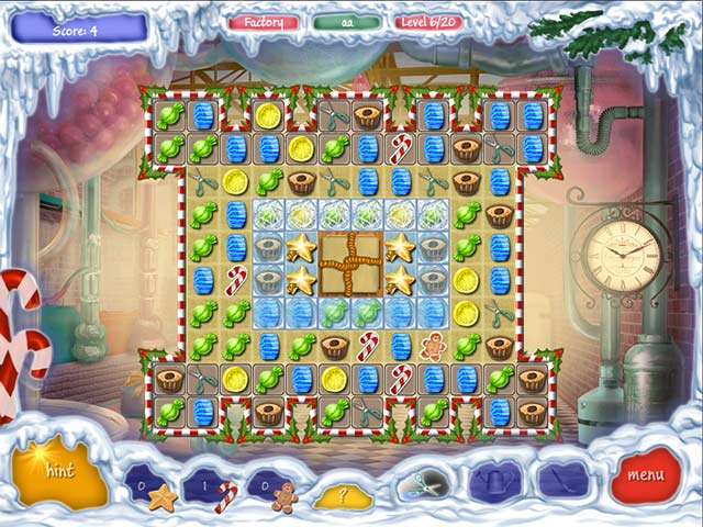 Winter Magic Factory Game screenshot 2