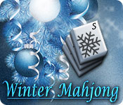 Free Winter Mahjong Game