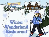 Free Winter Wonderland Restaurant Game