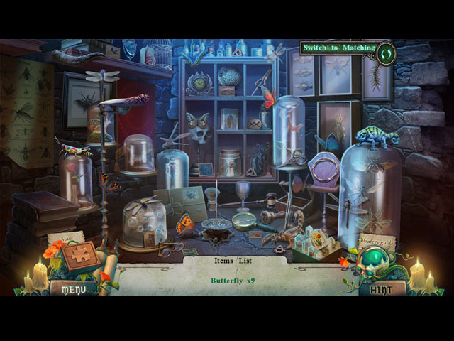 Witches' Legacy: Covered by the Night Collector's Edition Game screenshot 2