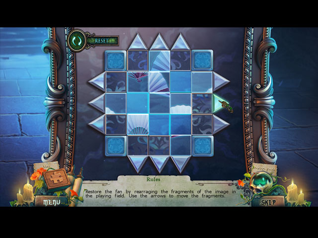 Witches' Legacy: Covered by the Night Collector's Edition Game screenshot 3