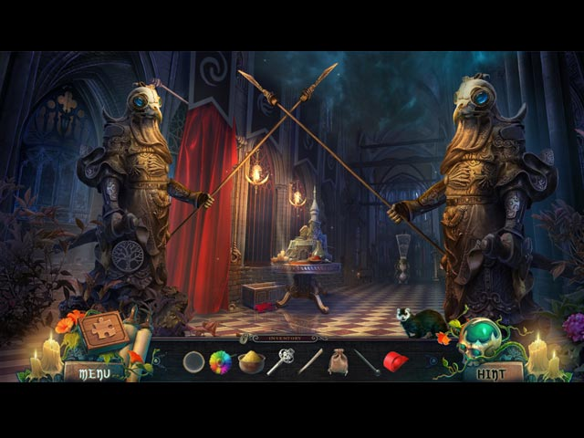 Witches' Legacy: Covered by the Night Game screenshot 1