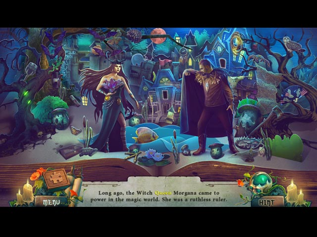 Witches' Legacy: Covered by the Night Game screenshot 2