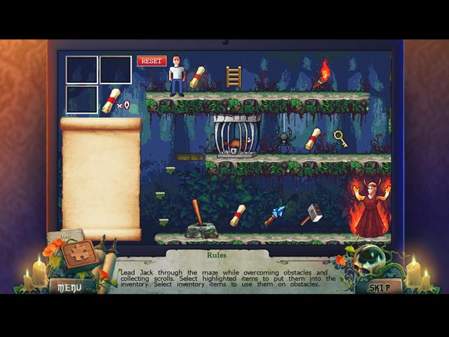 Witches' Legacy: Covered by the Night Game screenshot 3