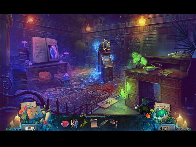 Witches' Legacy: Dark Days to Come Collector's Edition Game screenshot 1