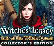 Free Witches' Legacy: Lair of the Witch Queen Collector's Edition Game