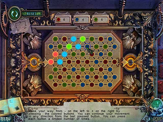 Witches' Legacy: Lair of the Witch Queen Collector's Edition Game screenshot 3