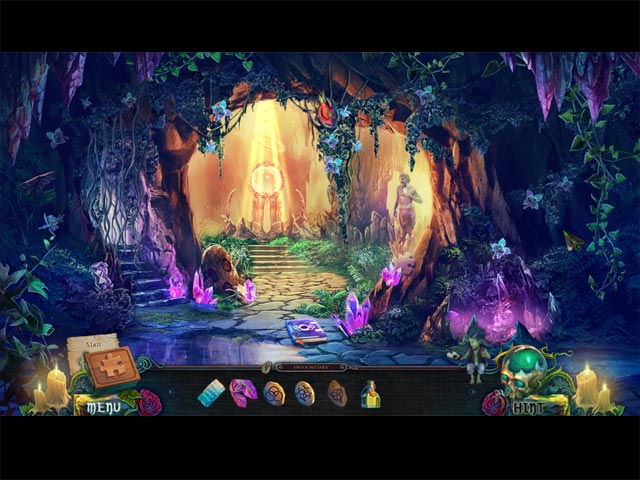 Witches' Legacy: Slumbering Darkness Collector's Edition Game screenshot 1