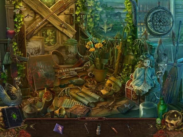 Witches' Legacy: The Charleston Curse Collector's Edition Game screenshot 2