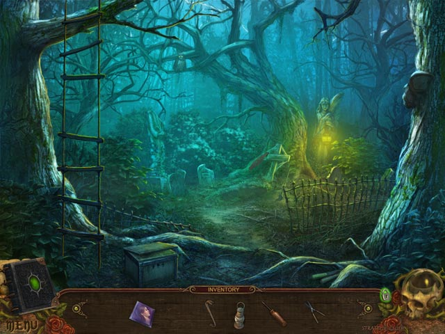 Witches' Legacy: The Charleston Curse Collector's Edition Game screenshot 3