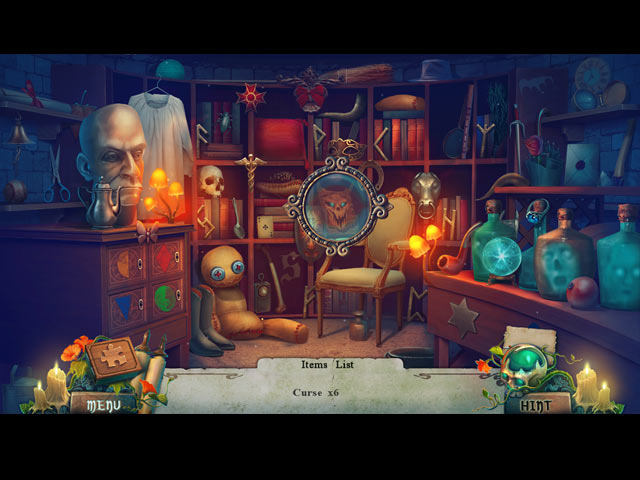 Witches' Legacy: The City That Isn't There Game screenshot 2
