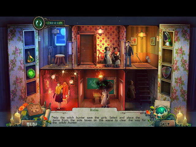 Witches' Legacy: The City That Isn't There Game screenshot 3