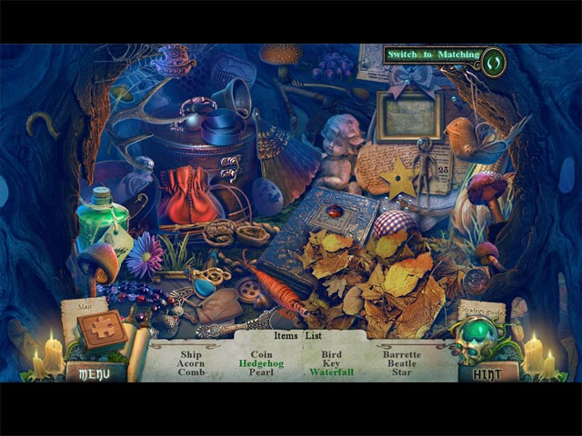 Witches' Legacy: The Dark Throne Collector's Edition Game screenshot 2