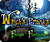 Free Witch's Pranks: Frog's Fortune Game