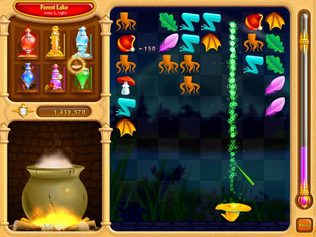 Wizard's Hat Game screenshot 3