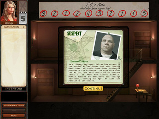 Women's Murder Club: Twice in a Blue Moon Game screenshot 2