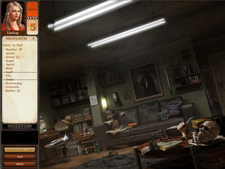 Women's Murder Club: Twice in a Blue Moon Game screenshot 3