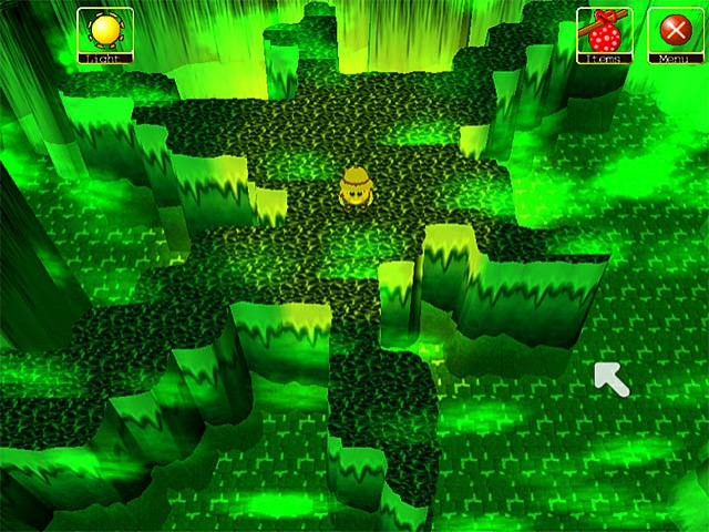 Wonderland Adventures: Planet of the Z-Bots Game screenshot 3