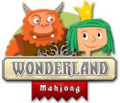 Free Wonderland Mahjong Game