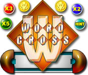 Free Word Cross Game