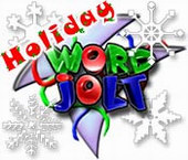 Free Word Jolt Holiday Game