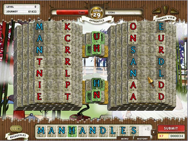 Word Zen Game screenshot 2