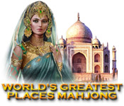 Free World's Greatest Places Majhong Game
