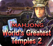 Free World's Greatest Temples Mahjong 2 Game