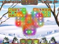 Yeti Quest: Crazy Penguins Game Download screenshot 2