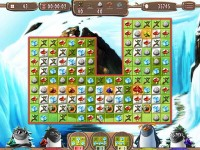 Yeti Quest: Crazy Penguins Games Download screenshot 3