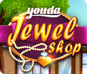 Free Youda Jewel Shop Game