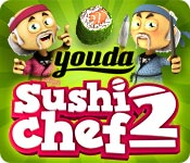 Free Youda Sushi Chef 2 Game
