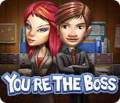 Free You're The Boss Game