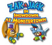 Free Zack-n-Jack in Showdown at Monstertown Game