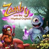 Free Zamby and the Mystical Crystals Game