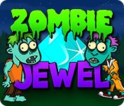 Free Zombie Jewel Game