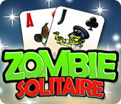 Free Zombie Solitaire Game