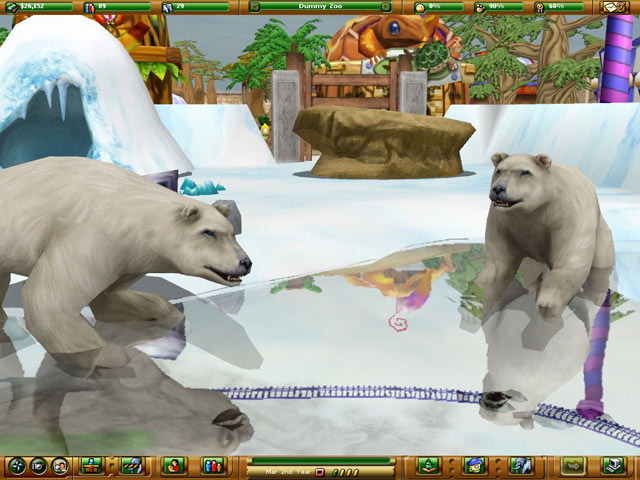 Zoo Empire Game screenshot 1