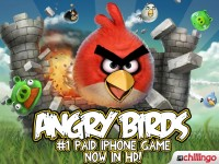 Angry Birds HD Download iPad Game image 1