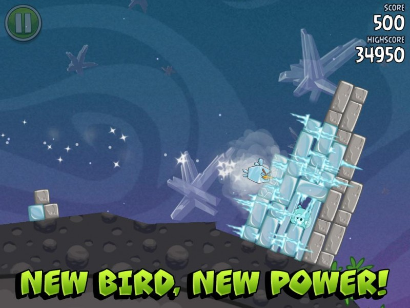Angry Birds Space HD iPad Game Download image 5