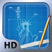 iPad Blueprint 3D HD Game Download