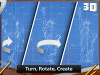 Blueprint 3D HD Download iPad Game image 1