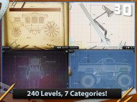 Blueprint 3D HD Download iPad Game image 2