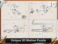 Blueprint 3D HD Download iPad Game image 3