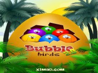 Bubble Birds HD 2.0 Download iPad Game image 1