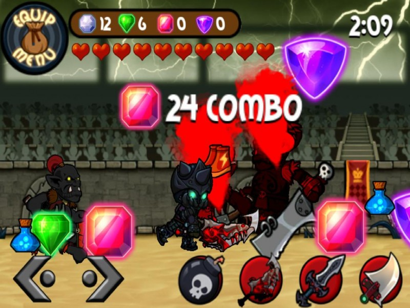 Colosseum Heroes iPad Game Download image 3