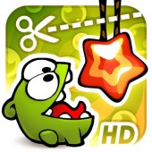 iPad Cut the Rope: Experiments HD Game Download