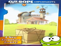 Cut the Rope: Experiments HD Download iPad Game image 1