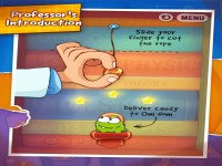 Cut the Rope: Experiments HD Download iPad Game image 4